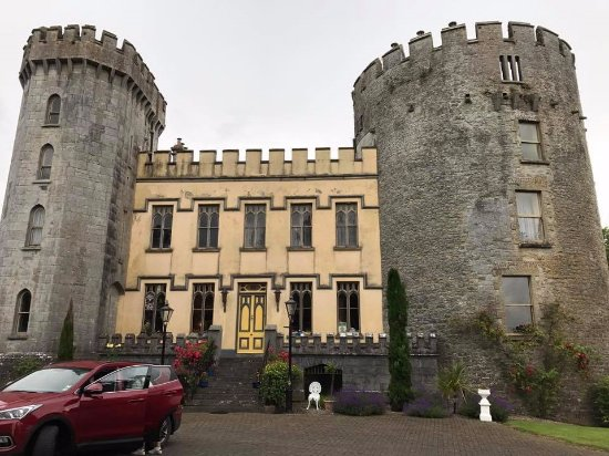 Tipperary, Ireland: Farney Castle - once owned by Henry VIII and Cromwell