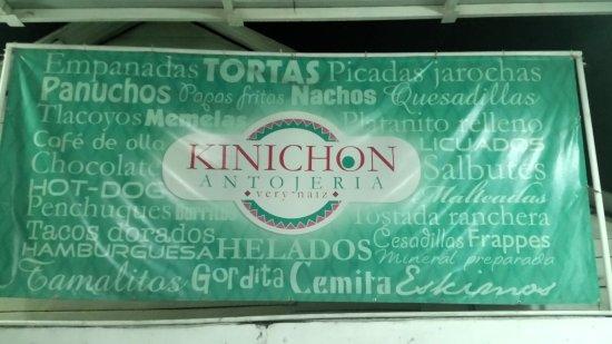Frontera, México: El Kinichon Antojeria