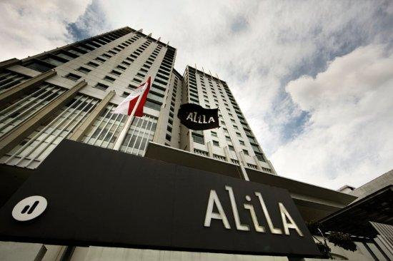 Alila Jakarta: Exterior