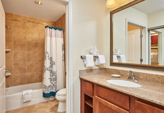 Abilene, TX: Suite Bathroom