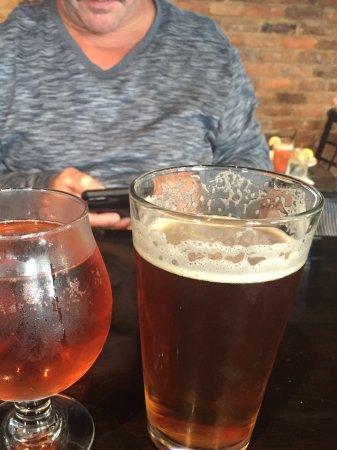 Wyandotte, MI: Brews ready for drinking!