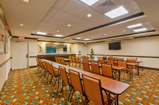 Alpine, TX: Well-appointed Meeting Room