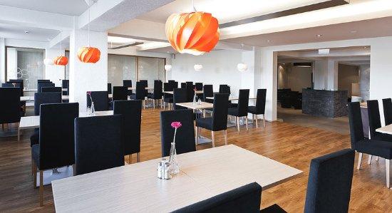 هوتل كلتر: Hotel Klettur Breakfast Hall
