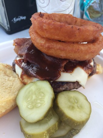 Carneys Point, NJ: Rodeo Burger