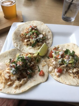 Burnsville, MN: Fish tacos