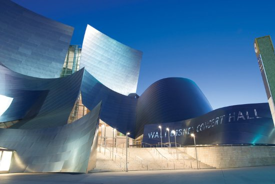 The Westin Los Angeles Airport : Walt Disney Concert Hall