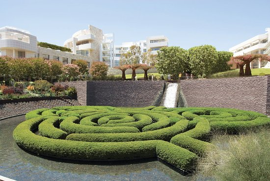 The Westin Los Angeles Airport : The Getty Center Garden