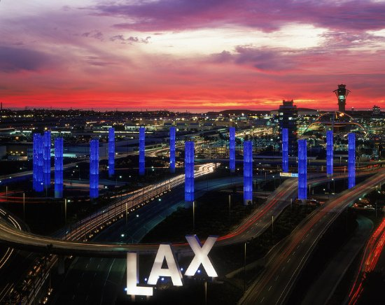 The Westin Los Angeles Airport : Los Angeles World Airport
