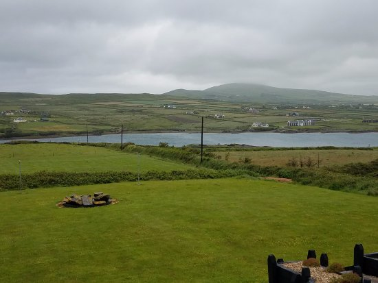 Portmagee Heights: Morning view