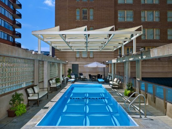 The Westin Georgetown, Washington D.C.: Pool