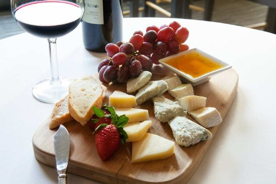 Woodcliff Lake, Νιού Τζέρσεϊ: Cheese Plate