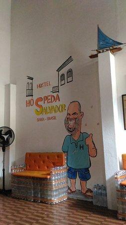 Hospeda Salvador Foto