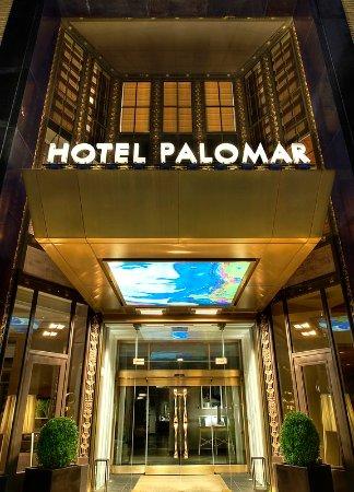 Hotel Palomar Reviews