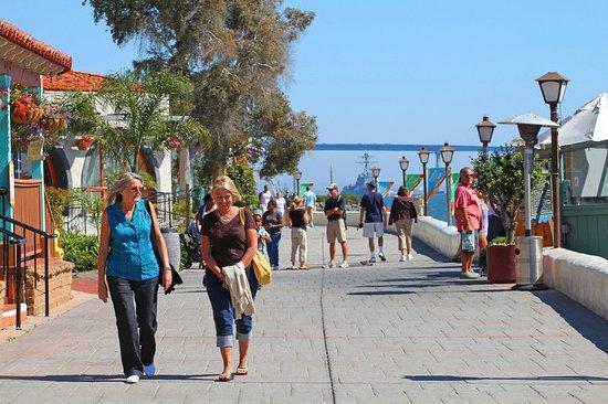 The Westin San Diego Gaslamp Quarter: Seaport Village