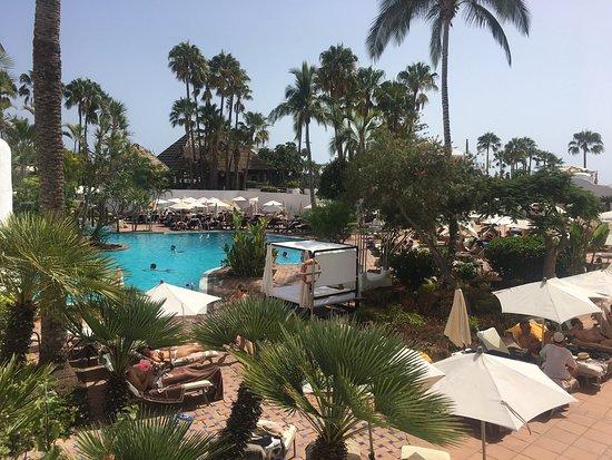 Wish i was back here photo de hotel jardin tropical for Jardin tropical tenerife tripadvisor