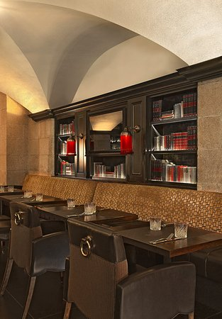 The Westin Dublin: The Mint Bar