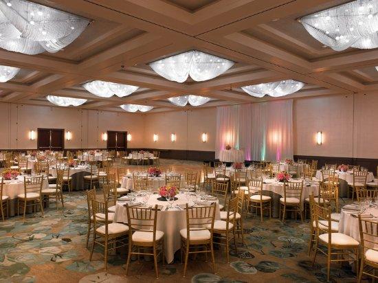 Millbrae, Californië: The Westin Ballroom - Social