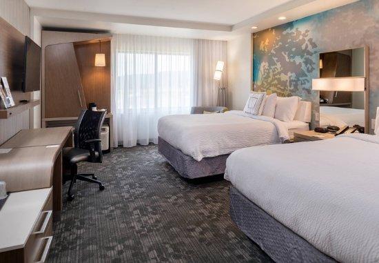 ฮอร์สเฮดส์, นิวยอร์ก: Queen/Queen Guest Room