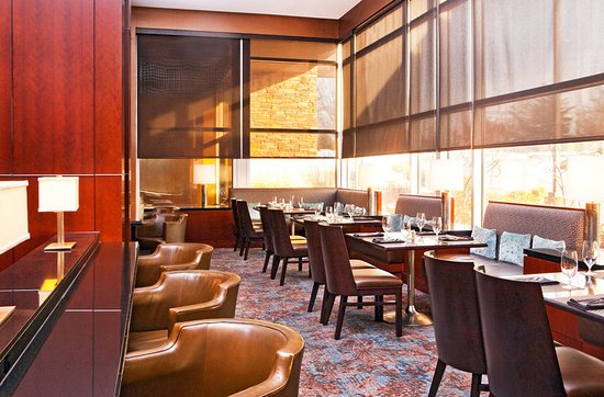 The Westin Baltimore Washington Airport - BWI: The Westin Baltimore Washington Airport BWI Luminous Restaurant Terrace