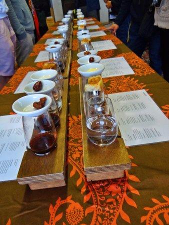 Onetangi, Nouvelle-Zélande : Tasting