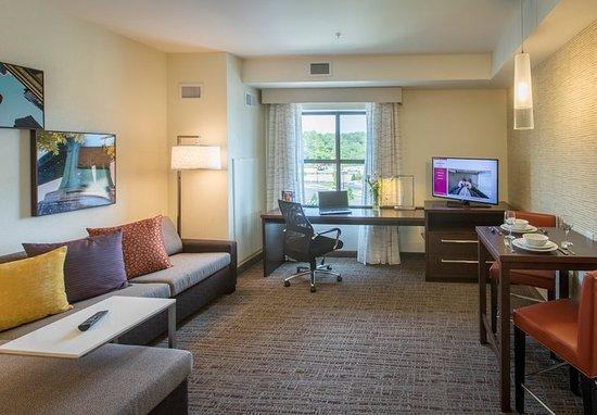 Malvern, Pensilvanya: One-Bedroom Suite