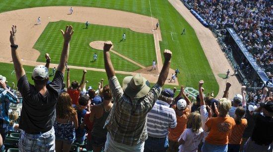 Utica, MI: Detroit Tigers Baseball