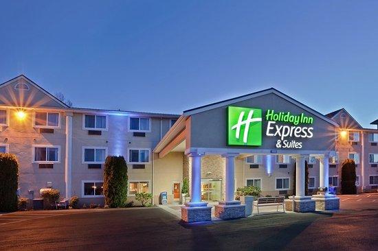 Burlington, Вашингтон: Hotel Exterior