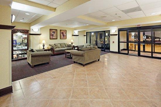 Γρενάδα, Μισισιπής: Hotel Lobby