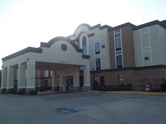 Γρενάδα, Μισισιπής: Hotel Exterior