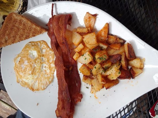 Fort Erie, Canada: Kids Breakfast