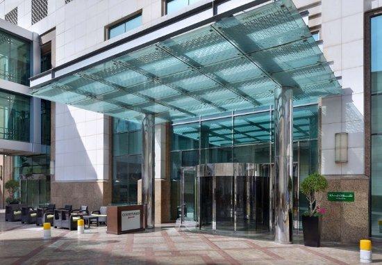 Dasman, Kuwait: Entrance