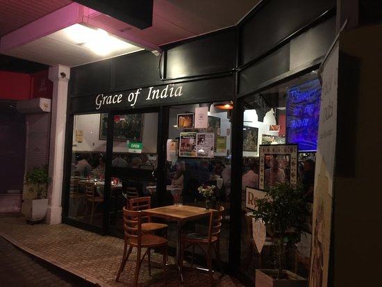Kirribilli, Australia: The restaurant