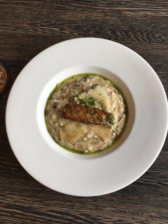 Coquitlam, Canada : Truly extraordinary risotto