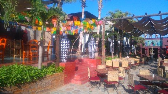 La Coronela: Vista general del restaurante