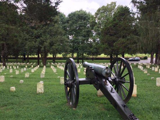 Murfreesboro, TN: Stone River National Cemetery