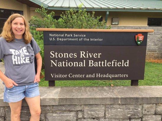 Stone River National Battlefield Murfreesboro TN