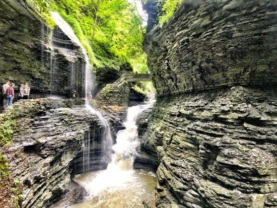 Watkins Glen State Park Campground