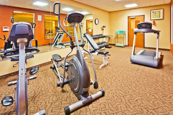 Magee, MS: Fitness Center