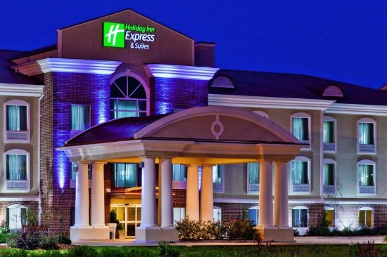 Magee, MS: Hotel Exterior
