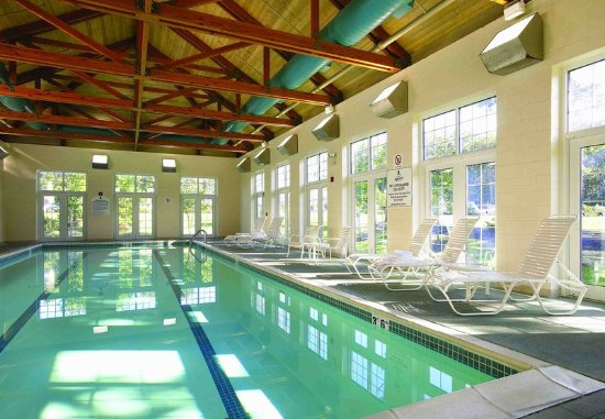 Absecon, نيو جيرسي: Indoor Pool