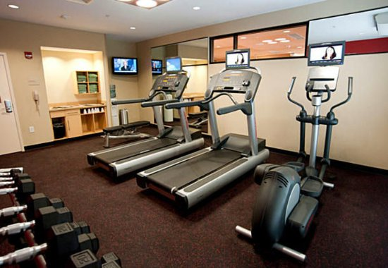 TownePlace Suites Fort Wayne North: Fitness Center