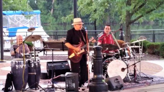 Amsterdam, NY: Franklin Micare Trio.