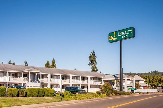 Cottage Grove, OR: Exterior