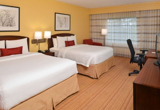 Rock Hill, SC: Queen/Queen Guest Room