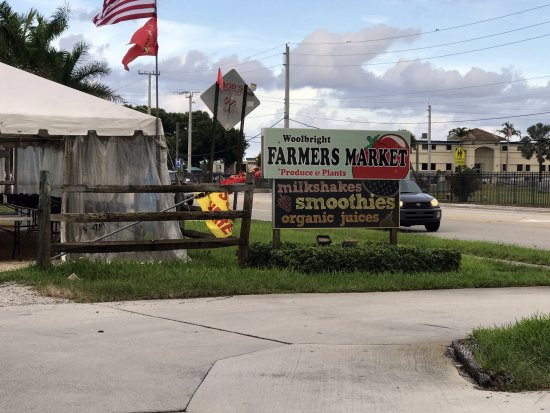 ‪Woolbright Farmer's Market‬