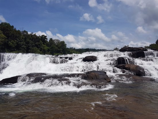 Tatai Waterfall in Koh Kong Province