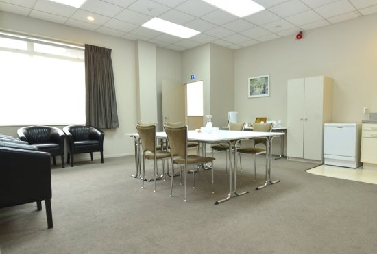 Brougham Heights Motel: Meeting Room