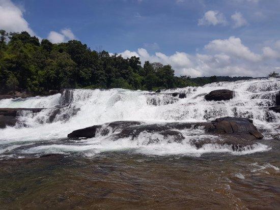 Tatai Waterfall in Koh Kong