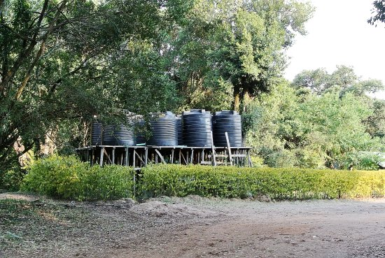 Rhino Tourist Camp: Wtare Tanks