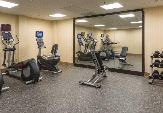Culver City, CA: Fitness Center